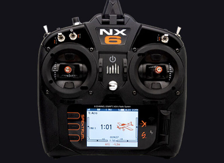 Spektrum NX6 Transmitter