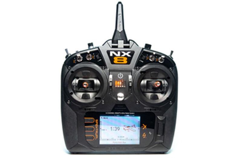 Spektrum NX8 Air Transmitter - the next generation in sport remote control radios