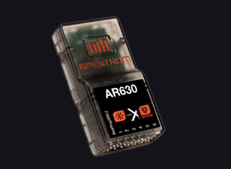 Spektrum AR630 6CH AS3X SAFE Receiver