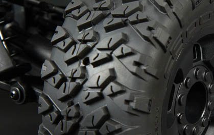 Sealed Wheels & Vented Tyres