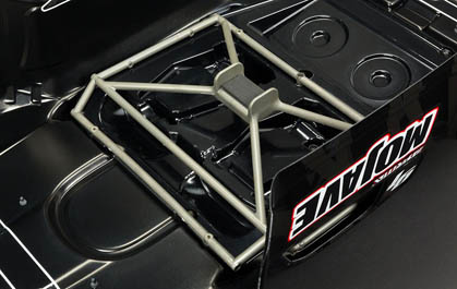ALL-IN-ONE INTEGRATED ROLL CAGE