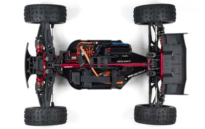 BUILT FOR EXTREME SPEED BASHING