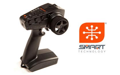 Spektrum<sup>™</sup> DX3 2.4GHz Smart DSMR<sup>®</sup> Radio System