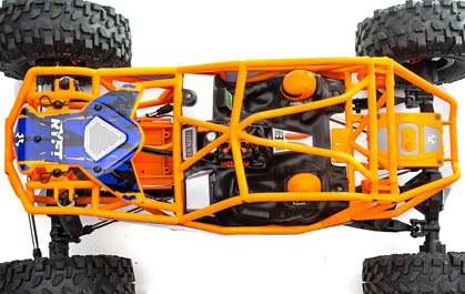 CUSTOM TUBE CHASSIS
