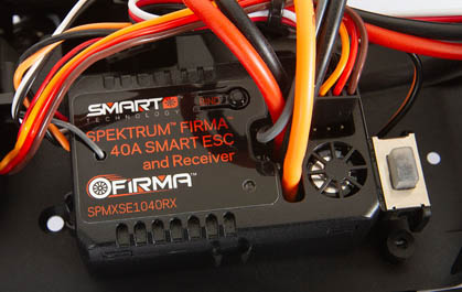 SPEKTRUM FIRMA SMART 40A ESC/Rx
