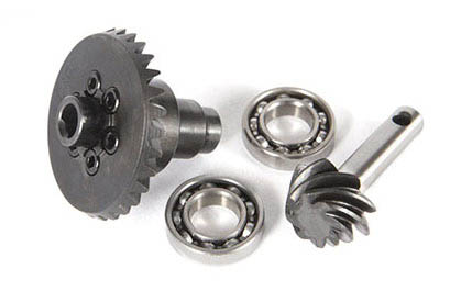 HYPOID DIFFERENTIAL GEARS
