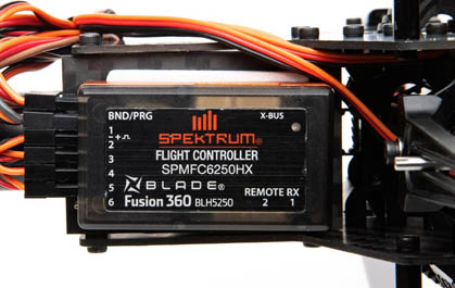 Spektrum 6250HX Flybarless Controller