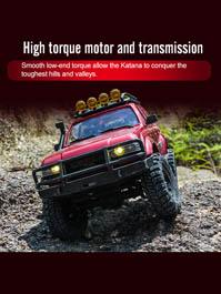High Torque Motor