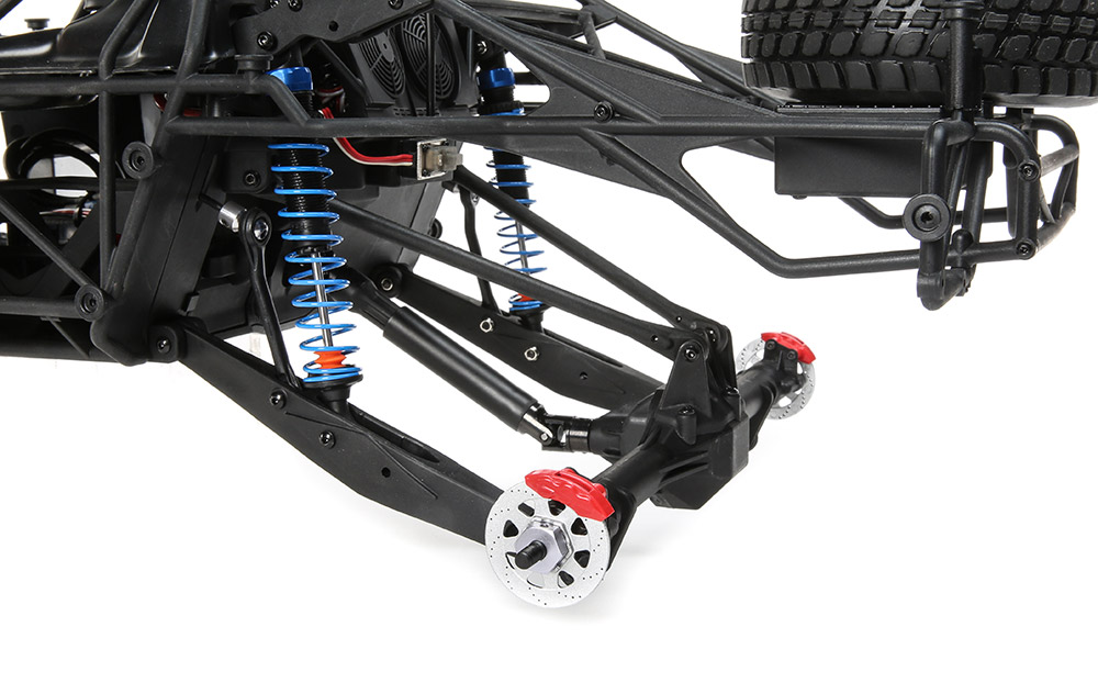 Long Travel 4-link Live Rear Axle