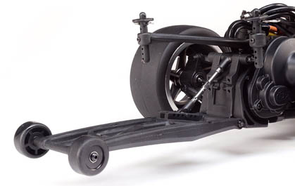 Precise Adjustable Wheelie Bar