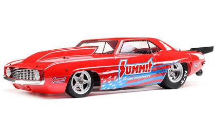 Officially Licensed Summit Racing Trim Scheme