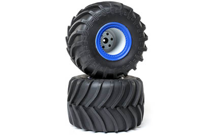 Scale Monster Truck Tyre