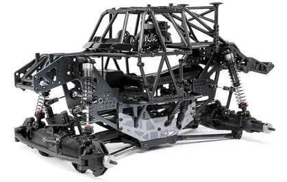 Solid Axle Monster Truck Roller