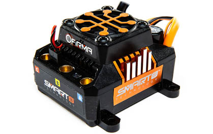 Spektrum Firma Smart 8S - Capable 160A Waterproof ESC