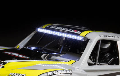 Front Roll Cage Mounted LED Lights