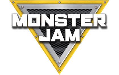 Monster Jam Monster Truck sous licence