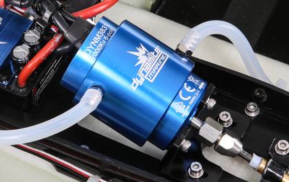 Powerful 2000Kv 6-Pole Marine Motor