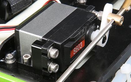 High-Torque Waterproof Steering Servo