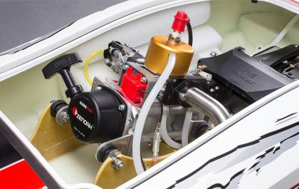 Dynamite<sup />®</sup> Zenoah 30cc Engine