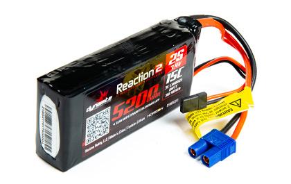 Dynamite Reaction 2.0 5200mAh LiPo Receiver Battery