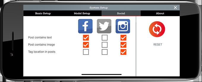 Model Setup Dashboard™