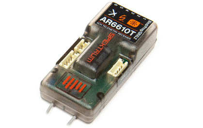 AR6610T TELEMETRY RECEIVER
