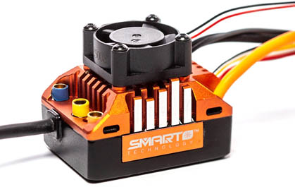 ADVANCED SENSORED MOTOR CONTROL
