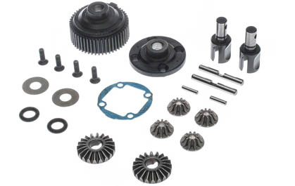 Low Maintenance Gear Differential