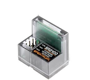 Includes SR2100 DSMR High-Speed Receiver