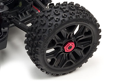 2-HO BUGGY TIRE DESIGN