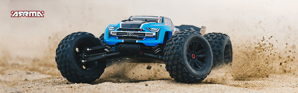 ARRMA KRATON 6S BLX 4WD Speed Monster Truck RTR