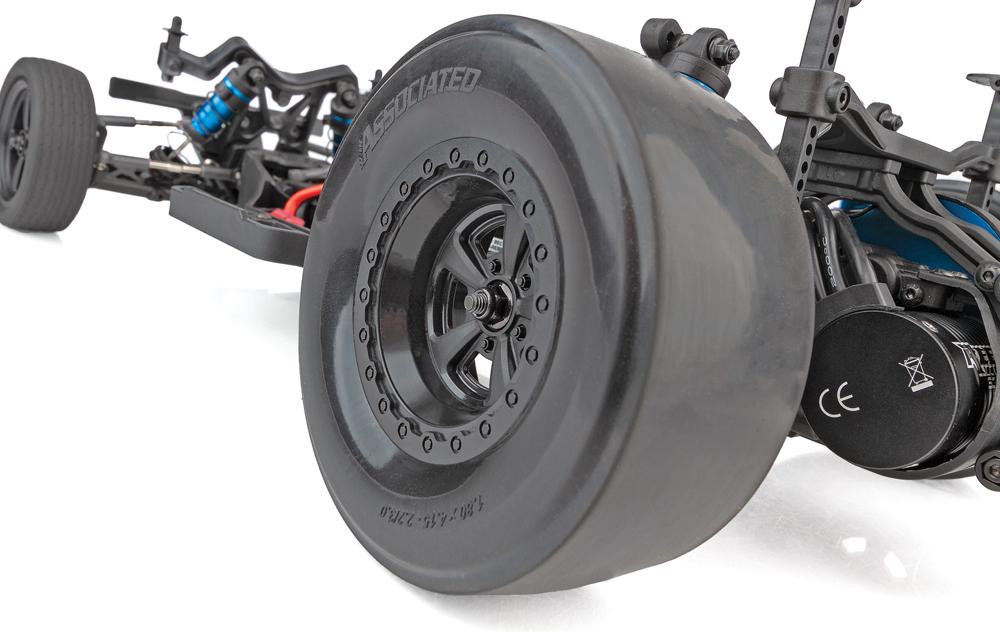 Drag Race-inspired Wheels