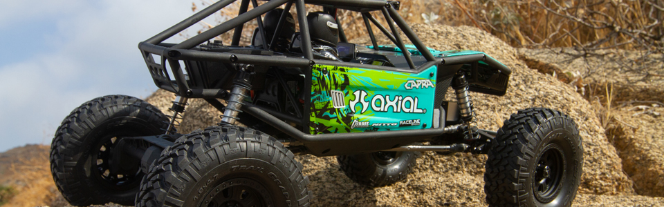 Axial 1/10 Capra 1.9 Unlimited Trail Buggy RTR