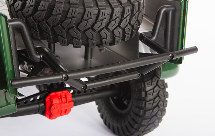 TUBE FRAME BUMPERS