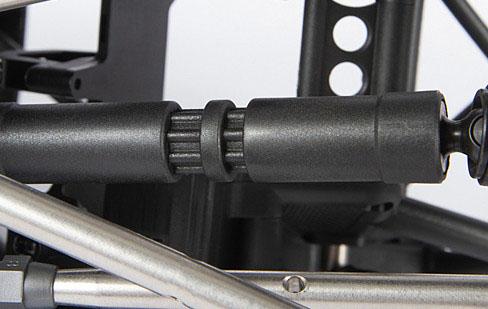 WB8 HD WILDBOAR™ DRIVESHAFTS