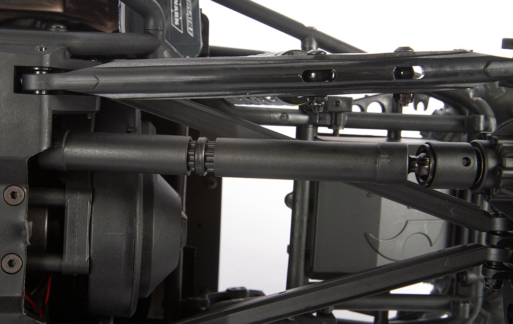 WB8 HD DRIVESHAFTS