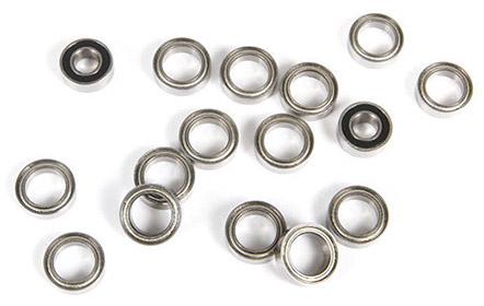 Full Ball Bearings