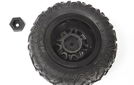 Can-Am Wheels with 12MM Hex