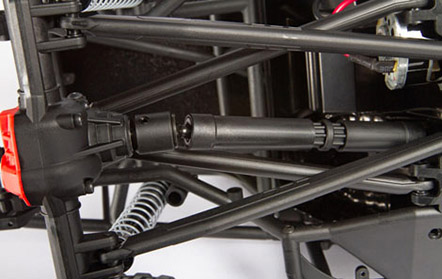 WB8 HD Wildboar™ Driveshafts