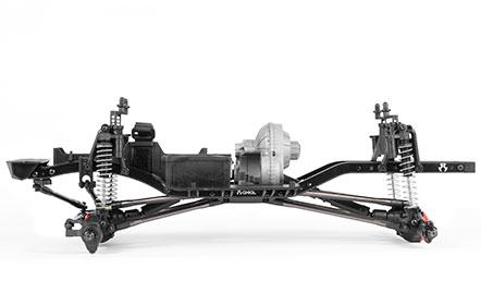 AR44™ Single Piece Axles