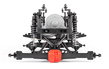 AR44™ Universal Axle Set
