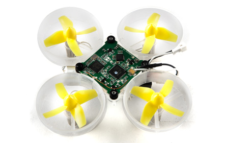 Improved Flight Controller