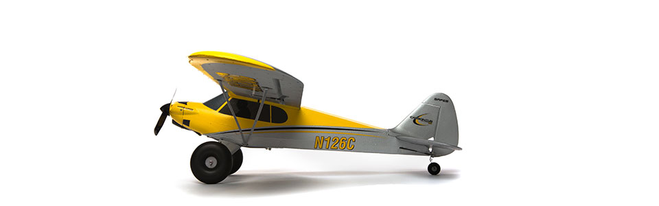 Hobbyzone Carbon Cub S Plus