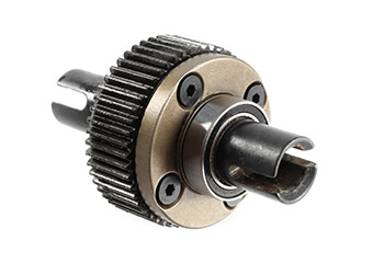 Adjustable Oil Filled Differential
