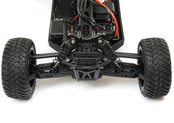 Independent Front and Rear Suspension