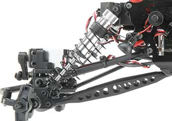 4 inch Adjustable Aluminum Shocks