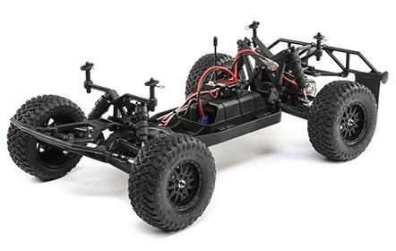All New 2WD Platform