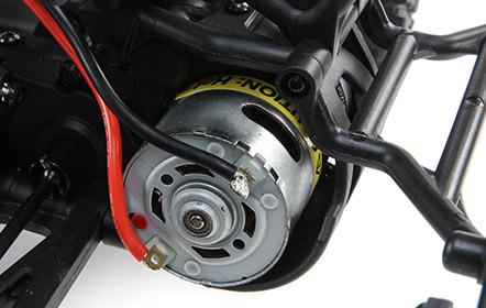 Dynamite® 12-Turn 550 Brushed Motor