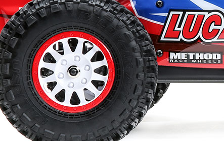Officially Licensed Method Wheels