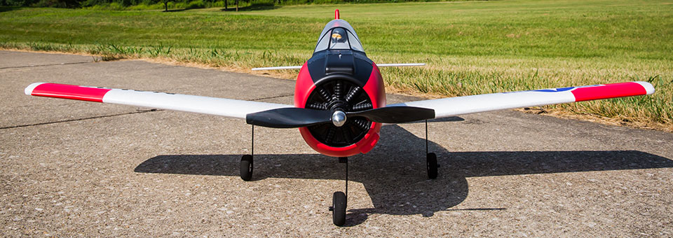 ParkZone T-28 1.1m PNP RC Airplane